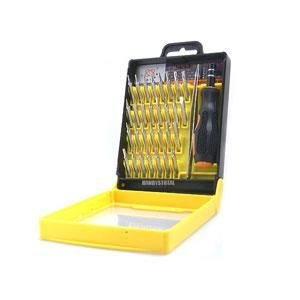 Jackly Branded 32in1 Screwdriver Set for Pc Mobile And Laptop