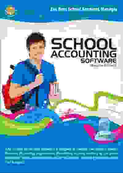 School Accounting Software CD