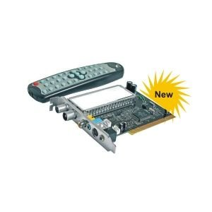 Hytech PCI Internal TV-tuner with FM for Desktops
