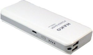 Hako 14000mAh Dual Usb Charger Smart Phones, Tablet