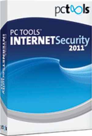 PC Tools Internet Security 2011 CD Box for 3 User Pack