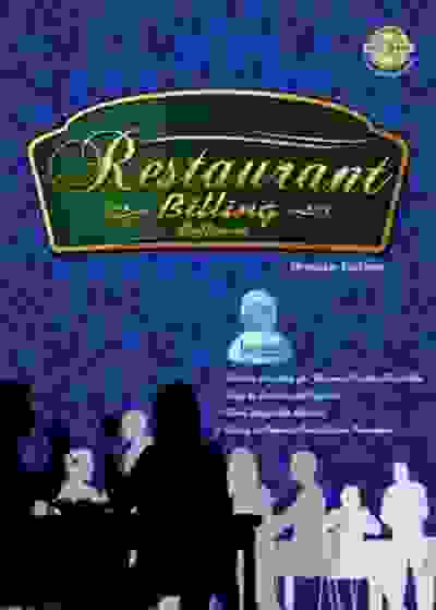 Restaurant Billing Softwares Standard Edition CD