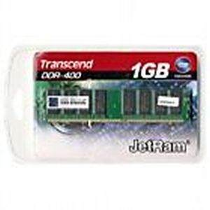 Transcend 1GB DDR1 RAM Memory for Desktops