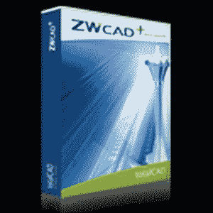 ZWCAD+ Plus Standard Software Call for Best Price