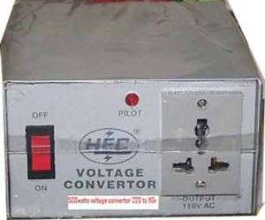 Voltage Converter 220V to 110V 1000 Watt Transfarmer