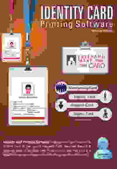 Identity Card Printing Software CD