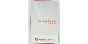 MS Windows 2008 Standard Server DVD