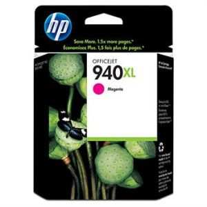 HP 940XL (C4908AN) Magenta Ink Cartridge