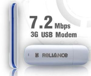 Reliance 3G Postpaid Internet USB 3G Data Card Dongle Tariff Plans Delhi