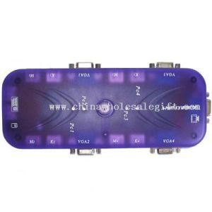 Ps2 4port Kvm Switch | KVM Switch 4 PS/2 Price@Kvm 4port With Ps/2 Market Shop - HelpingIndia