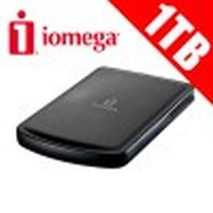 "Iomega Select 1TB 2.5"" Portable USB 2.0 Hard Disk Drive HDD"