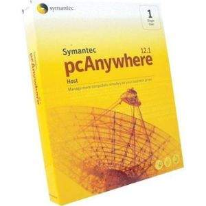 Symantec PC Anywhere 12.1 CD (Host and Remote)