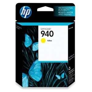 HP 940XL (C4909AN) Yellow Ink Cartridge