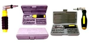 AUTOMOTIVE 41 PCS TOOL KIT MUST EVERY HOME 4 YOUR PC