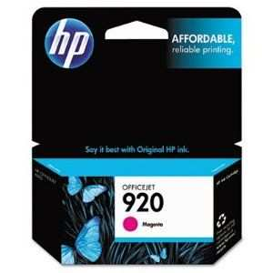 HP 920 (CH635AN) Magenta Ink Cartridge