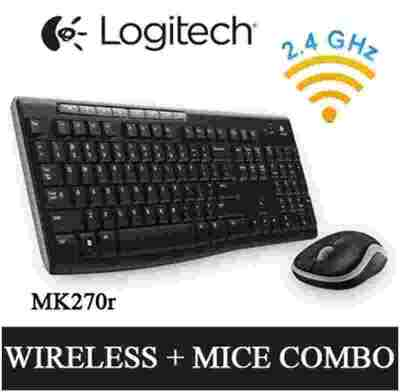 Mk270 Cordless Combo | Logitech mk270r Wireless Combo Price 15 Nov 2018 Logitech Cordless Mouse Combo online shop - HelpingIndia