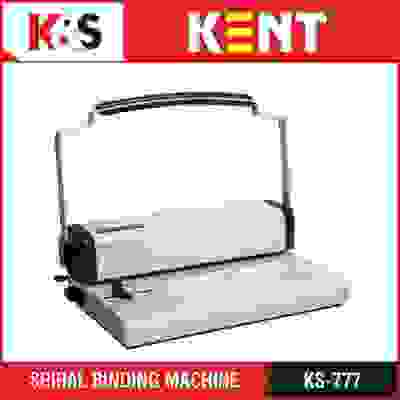 Kent Spiral Binding Machine