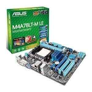 ASUS M4A78LT-M-LE - AMD760G - DDR3 Motherboard For AMD