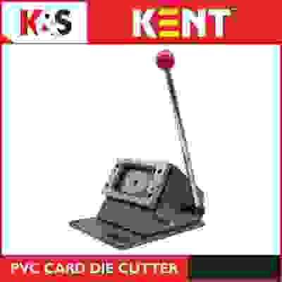 Kent ID Card PVC Heavy Duty Dragon Sheet Plastic Paper PVC Die Cutter