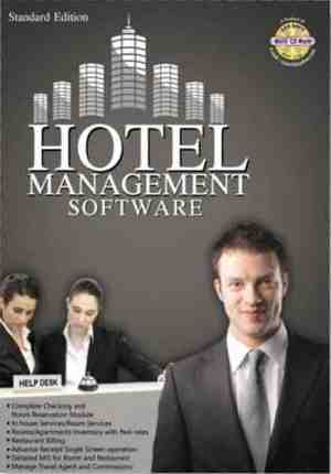 Hotel Management Software CD