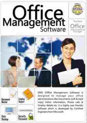 Office Management Software CD