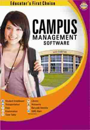 Campus Management Software | CAMPUS Management Software CD Price@Campus Management Software Cd Market Shop - HelpingIndia