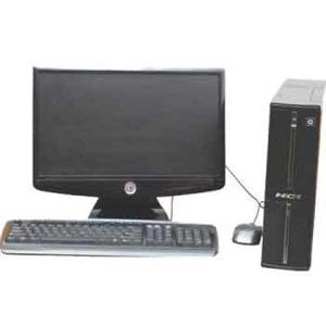 HCL Ezeebee Core 2 Duo C2D Branded Desktop PC Computer
