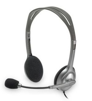 ▷Logitech Headphone | Logitech H110 headphone Price@Logitech headphone Headset headphone Market Shop - HelpingIndia