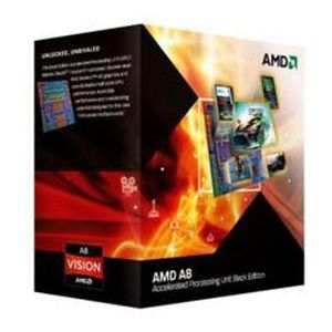 AMD APU A8-3870K 3.0 GHz Processor CPU