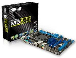 Amd Am3 Motherboard | Asus M5A78L-M-LX3 16GB Motherboard Price@Asus Am3 Amd Motherboard Market Shop - HelpingIndia