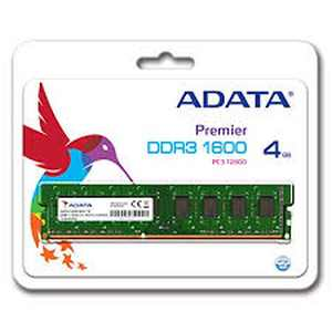 ADATA Premier DDR3 4 GB PC Desktop RAM