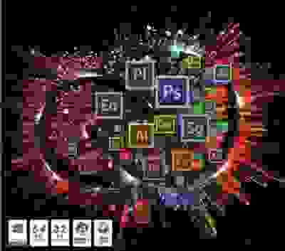 Adobe Master Collection Creative Cloud Team Complete