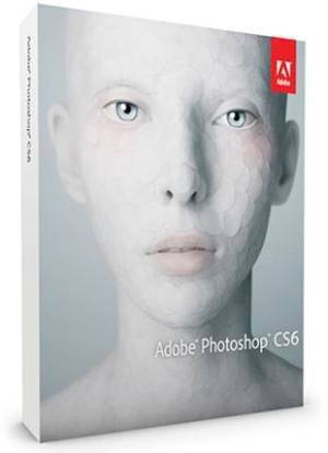 Adobe Photoshop CS 6 13 Software DVD