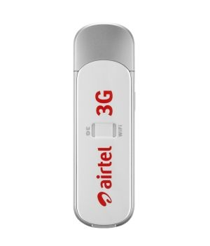 Airtel 3G wifi Dongle ata Card best Offer Internet Tariff Plans