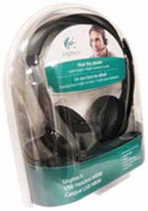 Logitech USB Headset H530 with Premium Laser-Tuned Audio