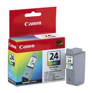 Canon BCI-24C Tri-Colour Ink Tank Cartridge