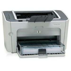 HP LaserJet P1505n Network Printer