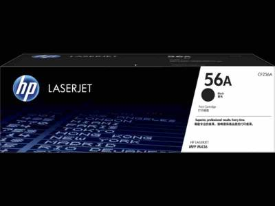 HP 56A CF256A Black Laserjet Toner Cartridge