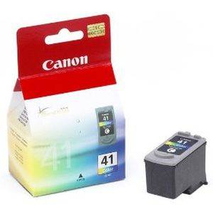 Canon CL 41 Ink Cartridge - Tri-Color Dye Color