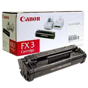 Canon Fx3 Toner Cartridge | Canon FX-3 Black Cartridge Price 6 Aug 2020 Canon Fx3 Toner Cartridge online shop - HelpingIndia