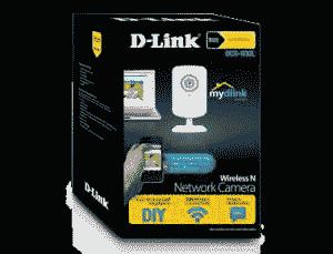 D-Link DCS-930L Home Network mydlink Cloud Wireless Camera