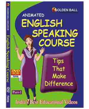 Golden Ball English Part 1 DVD Speaking Course