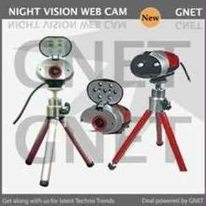 ENTER USB 5 Mega Pixel WebCam with Night Vision