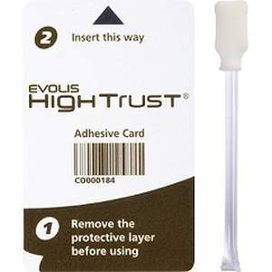 Evolis Regular Cleaning Cards - ACL001 Adhesive Cleaning Kit