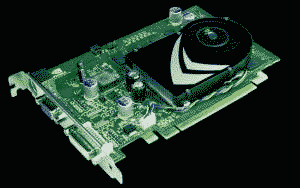 GeForce NVIDIA 9400 GT 512 MB PCI-e Game Card