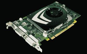 GeForce NVIDIA 9500 512 DDR3 PCI Express Graphics Card