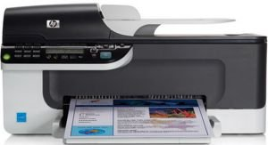HP Officejet 4500 All-in-One Printer with ADF & Network