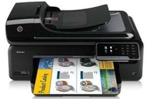 HP Officejet 7500A A3 Wireless wifi Network e-All-in-One Printer