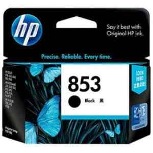 HP 853 (C8767ZZ) Black Inkjet Print Cartridge