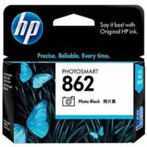 HP 862 Black Ink Cartridge